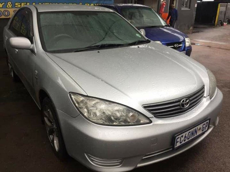 used toyota camry 2 4 gli a t for sale in gauteng id 1887548. Black Bedroom Furniture Sets. Home Design Ideas