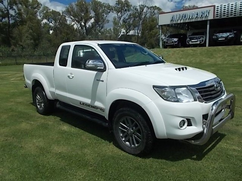 used toyota hilux 3 0d 4d legend 45 xtra cab p u for sale in free state id 1887623. Black Bedroom Furniture Sets. Home Design Ideas