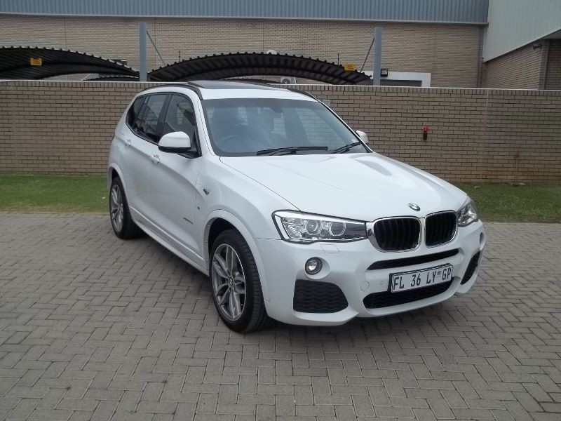 used bmw x3 x3 xdrive20d m sport sav for sale in gauteng id 1887635. Black Bedroom Furniture Sets. Home Design Ideas