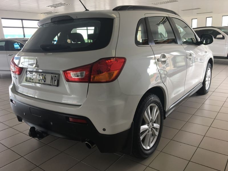 used mitsubishi asx 2 0 5dr gls a t for sale in mpumalanga id 1888205. Black Bedroom Furniture Sets. Home Design Ideas