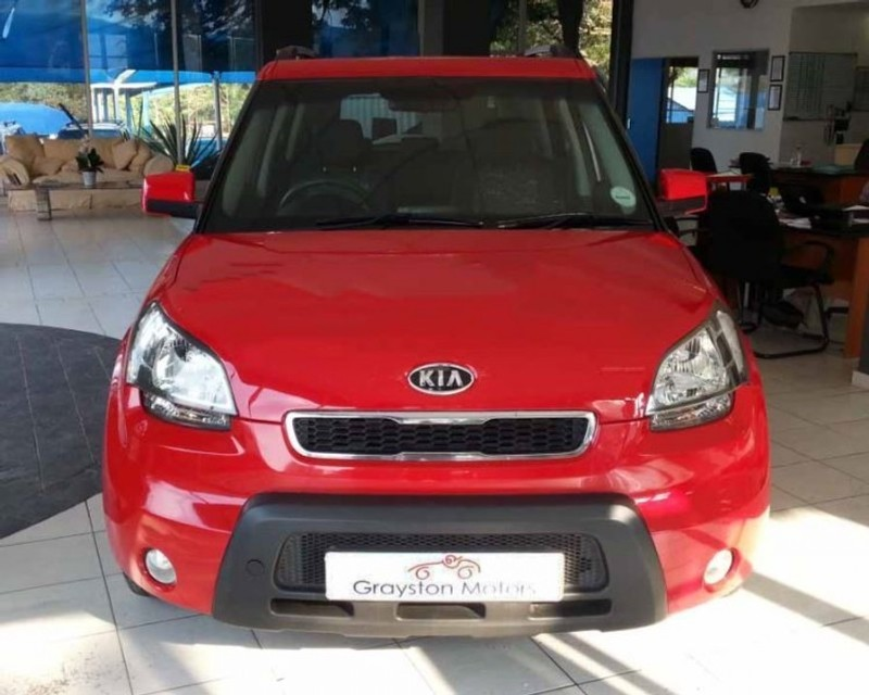 used kia soul 1 6 for sale in gauteng id 1888398. Black Bedroom Furniture Sets. Home Design Ideas
