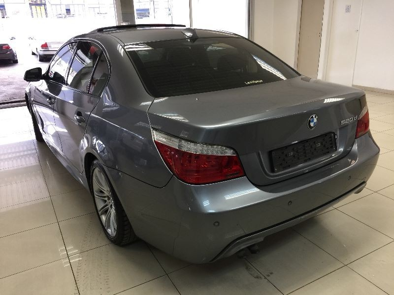 Used Bmw 5 Series 520d A T E60 Motor Sport For Sale In