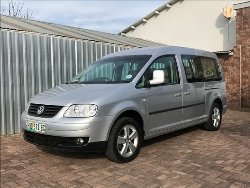 used volkswagen caddy maxi 1 9 tdi trendline for sale in eastern cape id 1889138. Black Bedroom Furniture Sets. Home Design Ideas