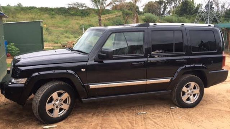 used jeep commander 5 7 limited for sale in gauteng id 1889325. Black Bedroom Furniture Sets. Home Design Ideas