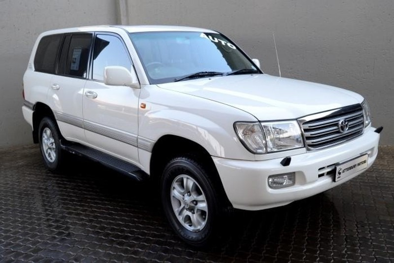 used toyota land cruiser 100 v8 a t for sale in gauteng id 1889357. Black Bedroom Furniture Sets. Home Design Ideas