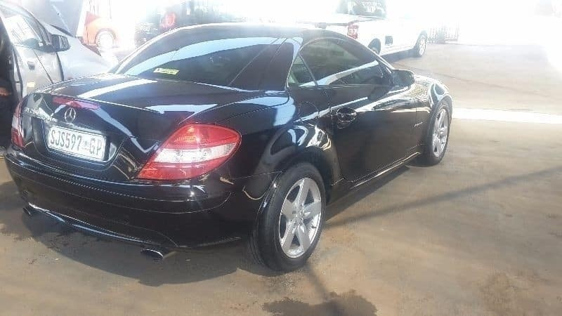 used mercedes benz slk class slk 200 kompressor for sale in gauteng id 1889577. Black Bedroom Furniture Sets. Home Design Ideas