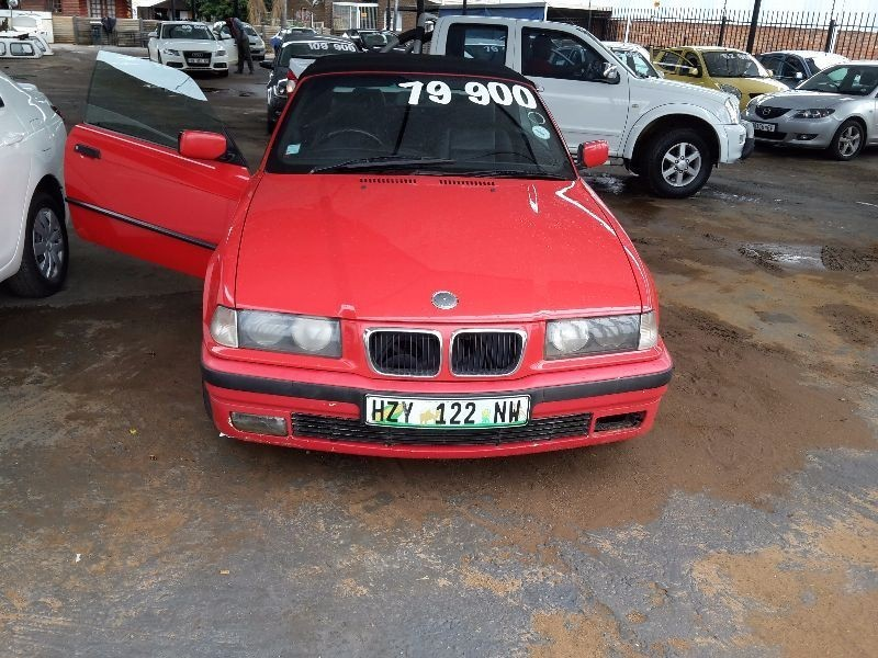 used bmw 3 series 328i convertible e36 for sale in gauteng id 1889585. Black Bedroom Furniture Sets. Home Design Ideas