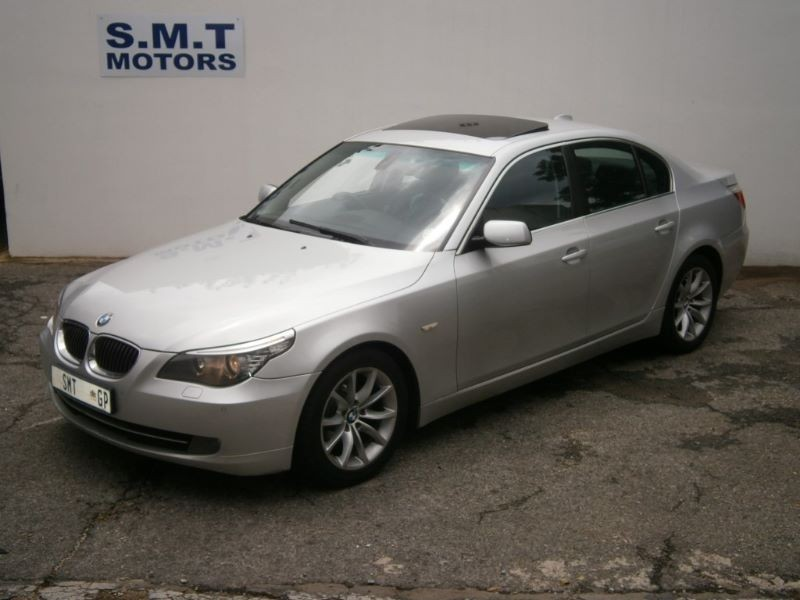 used bmw 5 series 523i a t e60 for sale in gauteng id 1889860. Black Bedroom Furniture Sets. Home Design Ideas