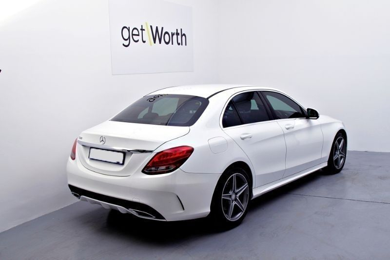 Used mercedes benz c class c220 bluetec for sale in for Mercedes benz extended warranty worth it