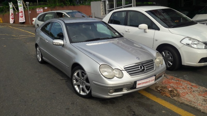 Used mercedes benz c class c230k coupe manual for sale in for 2004 mercedes benz c class hatchback