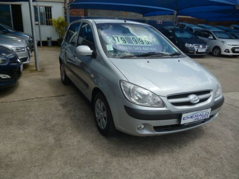 used hyundai getz 1 4 hs for sale in kwazulu natal cars. Black Bedroom Furniture Sets. Home Design Ideas