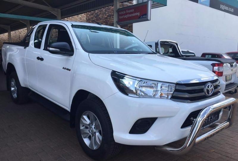 used toyota hilux 2 4 gd 6 rb srx extended cab bakkie for sale in