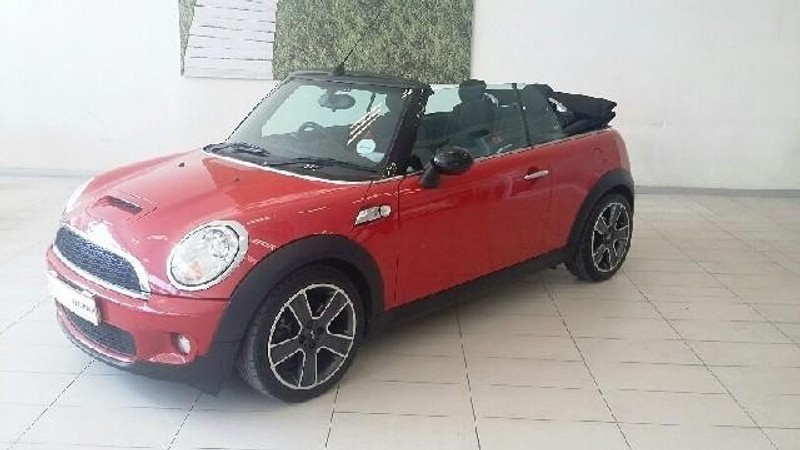 used mini cooper convertible for sale in western cape id 1890515. Black Bedroom Furniture Sets. Home Design Ideas