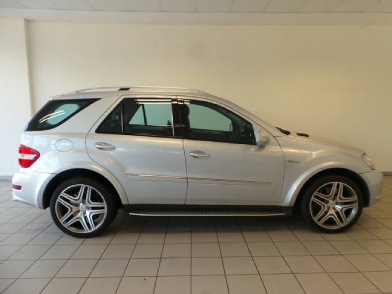 Used mercedes benz m class ml 63 amg for sale in kwazulu for 2009 mercedes benz ml350 for sale