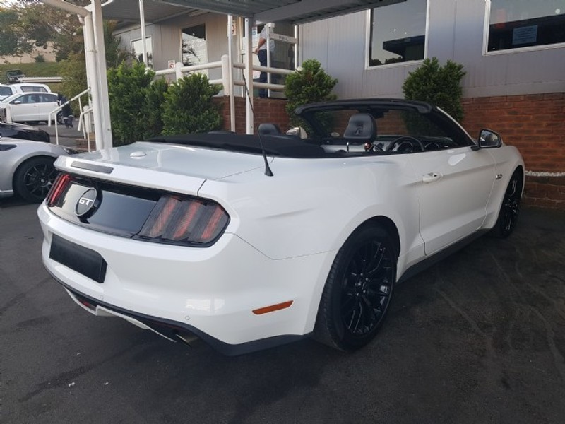 used ford mustang 5 0 gt convertible auto for sale in kwazulu natal id 1890841. Black Bedroom Furniture Sets. Home Design Ideas