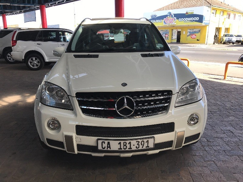 Used mercedes benz m class ml 63 amg for sale in western for Mercedes benz ml 2008 for sale