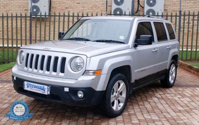 used jeep patriot 2 4 limited cvt a t for sale in gauteng id 1891390. Black Bedroom Furniture Sets. Home Design Ideas