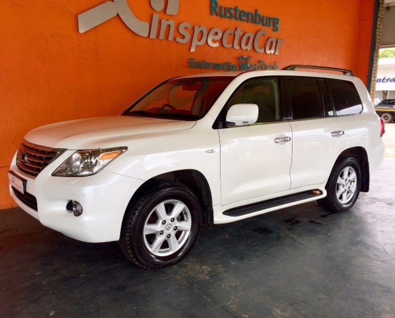 used lexus lx 570 for sale in north west province id 1891966. Black Bedroom Furniture Sets. Home Design Ideas