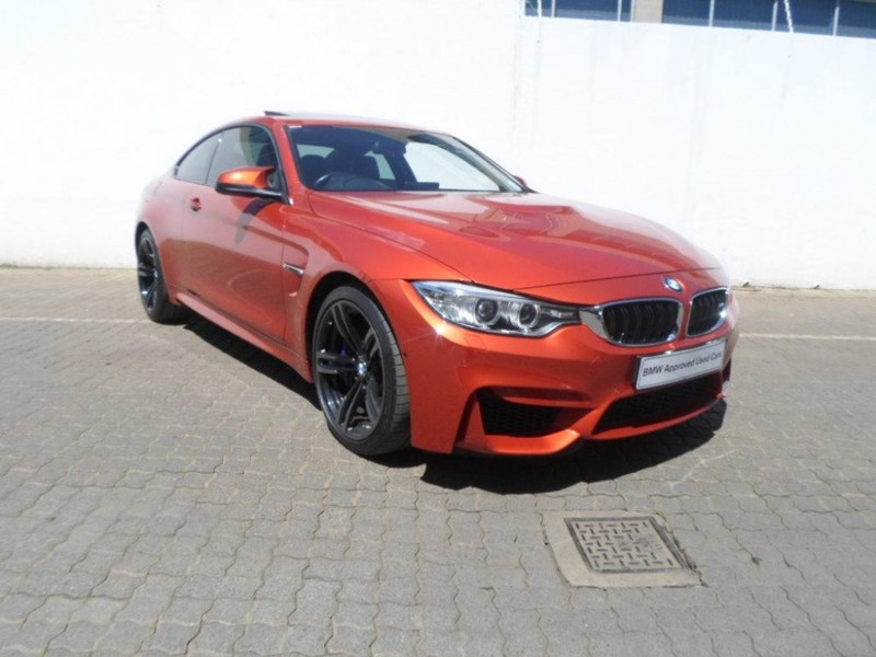 used bmw m4 coupe m dct for sale in gauteng id 1892182. Black Bedroom Furniture Sets. Home Design Ideas