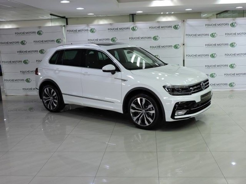 Used Volkswagen Tiguan 2.0 TDi R line for sale in Gauteng - Cars.co ...