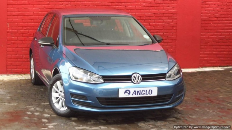used volkswagen golf vii 1 2 tsi trendline for sale in gauteng id 1892831. Black Bedroom Furniture Sets. Home Design Ideas
