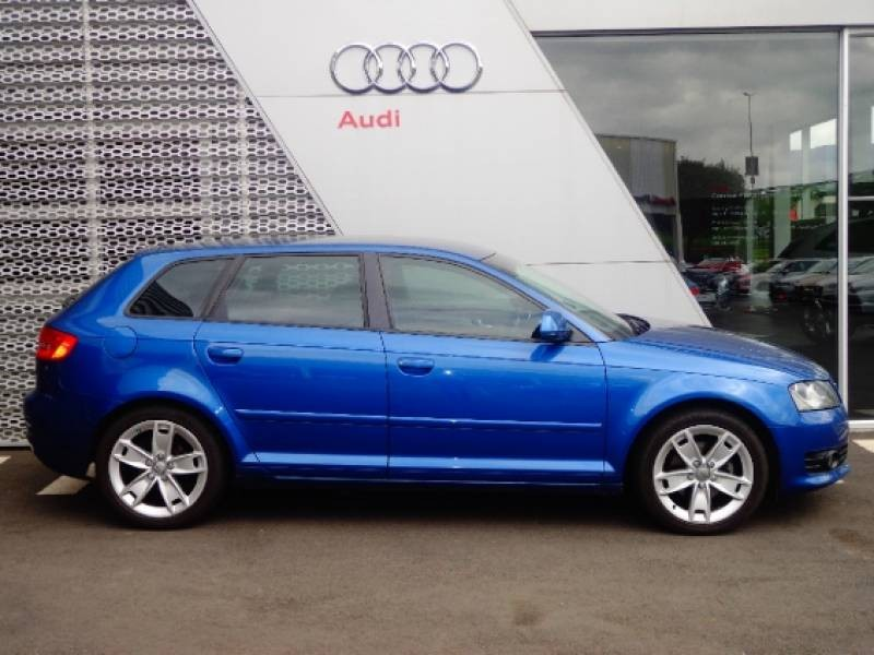 used audi a3 sportbck 1 8 tfsi amb stronic for sale in. Black Bedroom Furniture Sets. Home Design Ideas