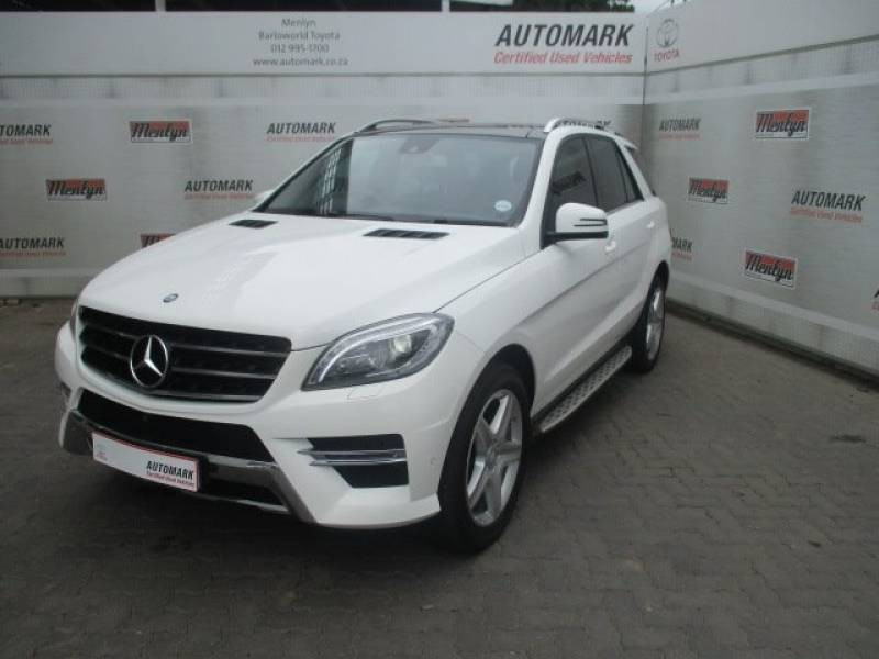Ml Mercedes For Sale Done Deal