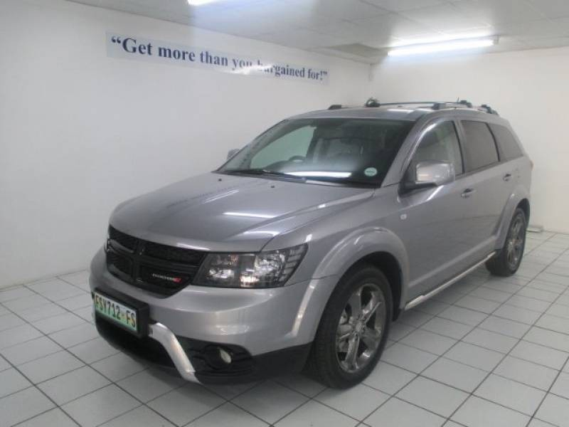 used dodge journey 3 6 v6 crossroad for sale in free state id 1893004. Black Bedroom Furniture Sets. Home Design Ideas