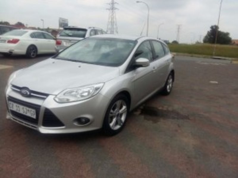 used ford focus 1 6 ti vct trend 5dr for sale in gauteng. Black Bedroom Furniture Sets. Home Design Ideas