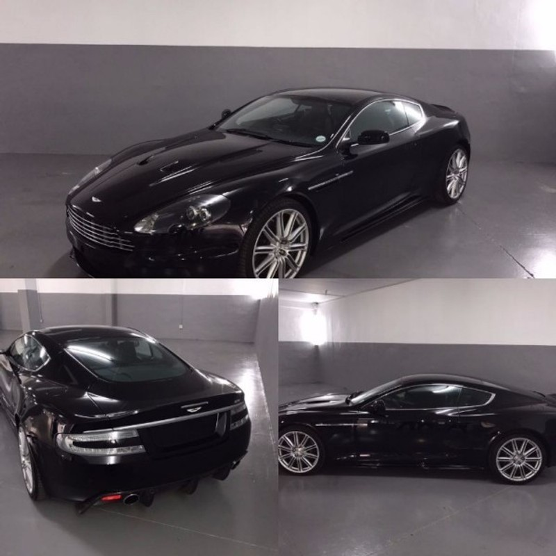 2009 aston martin dbs automatic v12 for sale in gauteng. Cars Review. Best American Auto & Cars Review