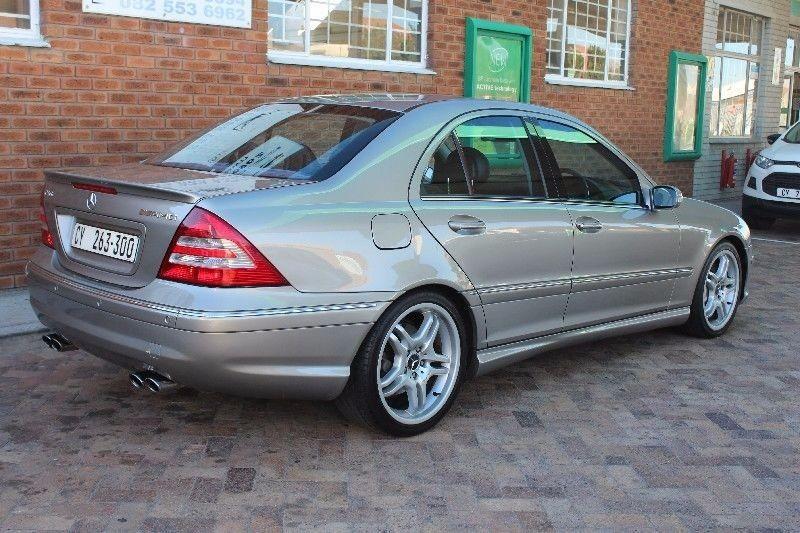 Used mercedes benz c class mercedes benz c55 amg for sale for Mercedes benz c55 amg for sale