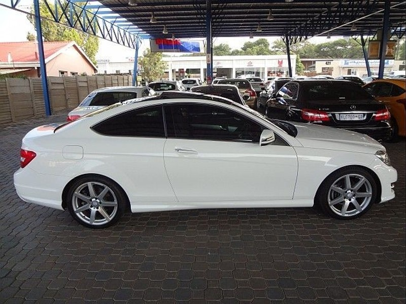 Used mercedes benz c class c250 cdi be coupe a t amg for for Mercedes benz c250 coupe for sale