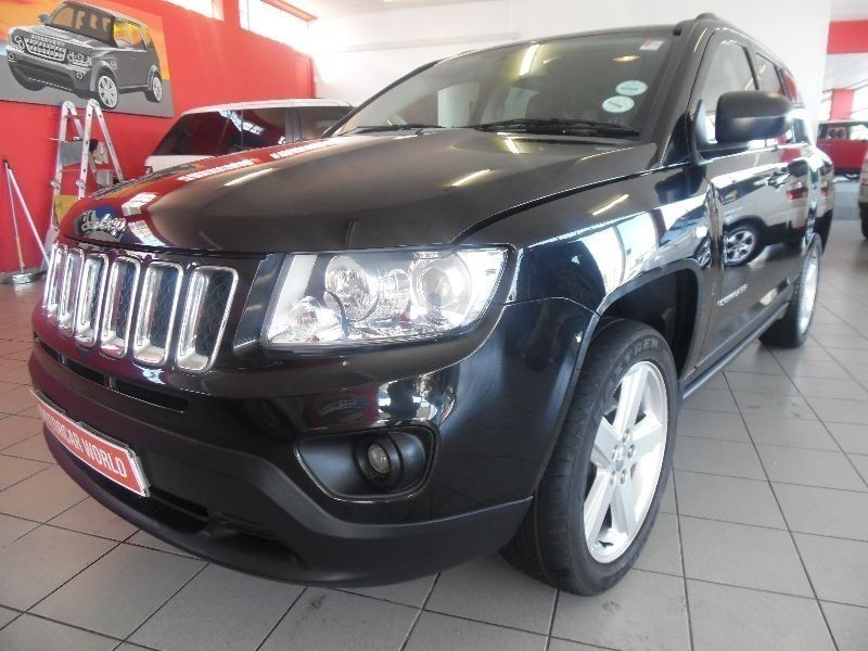 used jeep compass 2011 jeep compass 2 0ltd for salesold for sale in western cape. Black Bedroom Furniture Sets. Home Design Ideas