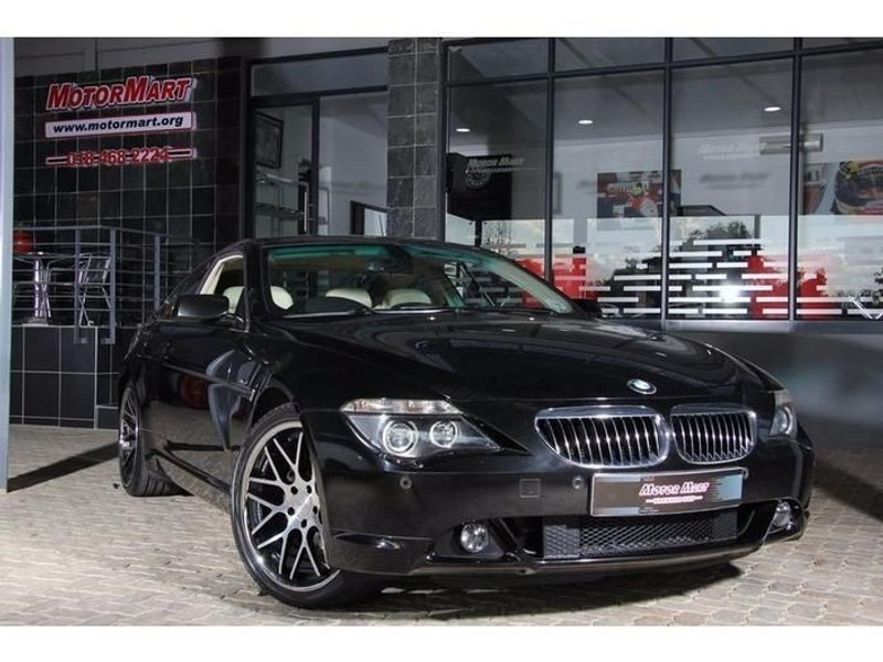 used bmw 6 series 650i coupe individual a t e63 for sale in north west province. Black Bedroom Furniture Sets. Home Design Ideas