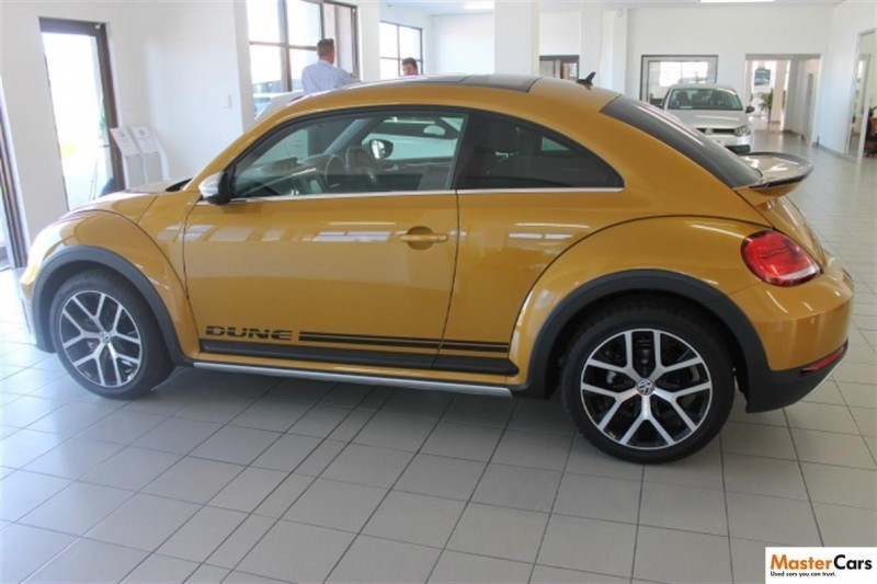 used volkswagen beetle dune 1 4 tsi dsg for sale in western cape id 1893872. Black Bedroom Furniture Sets. Home Design Ideas