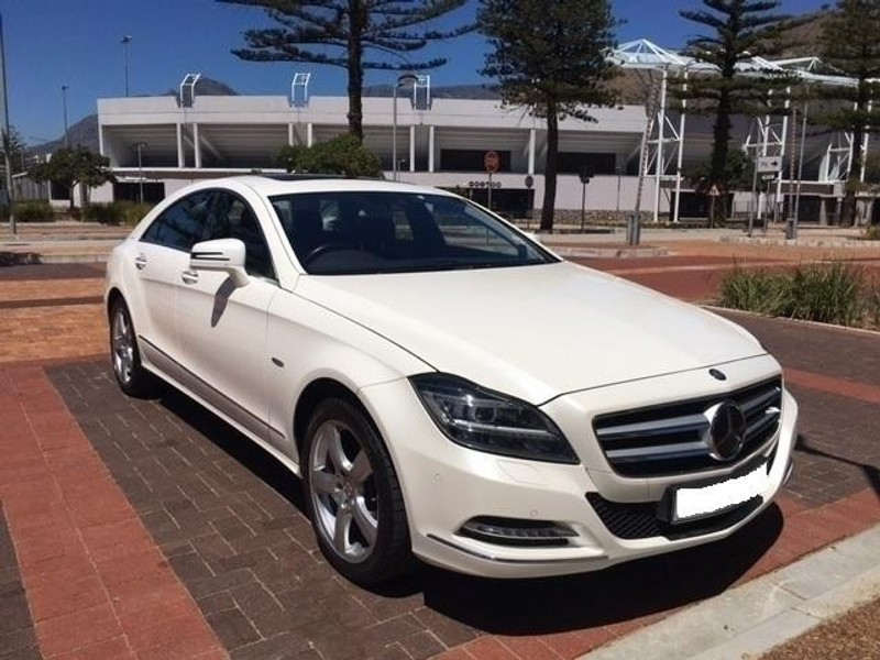 Used mercedes benz cls class cls 350 be for sale in for Mercedes benz cls class for sale