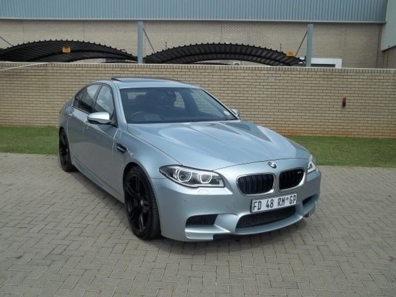 used bmw m5 m5 m dct f10 sedan for sale in gauteng id 1894301. Black Bedroom Furniture Sets. Home Design Ideas