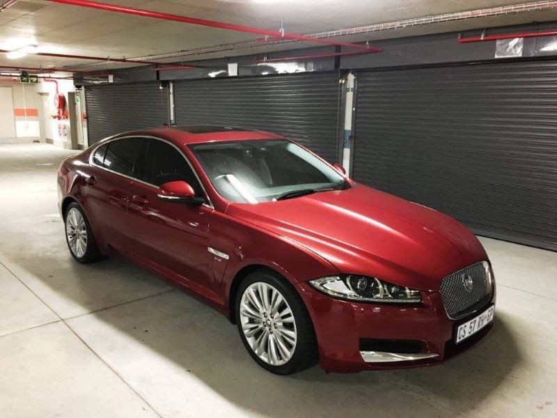 used jaguar xf xf 3 0 supercharged premium luxury a t for sale in western cape id. Black Bedroom Furniture Sets. Home Design Ideas