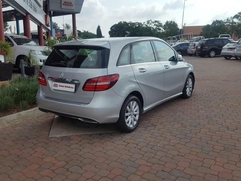 Used mercedes benz b class b 200 auto for sale in gauteng for Used mercedes benz b class for sale