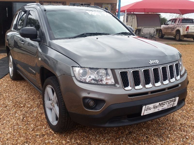 used jeep compass 2 0 ltd for sale in limpopo id 1894969. Black Bedroom Furniture Sets. Home Design Ideas