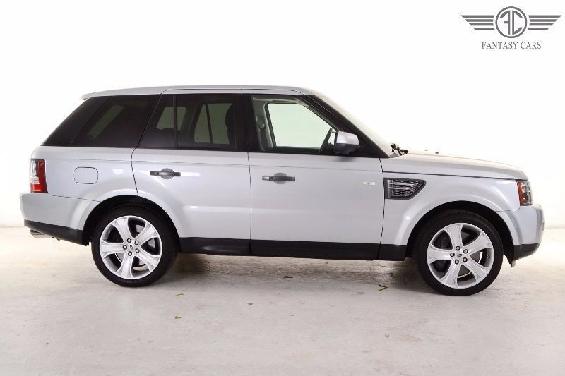 used land rover range rover ange rover sport 5 0l supercharged for sale in western cape cars. Black Bedroom Furniture Sets. Home Design Ideas