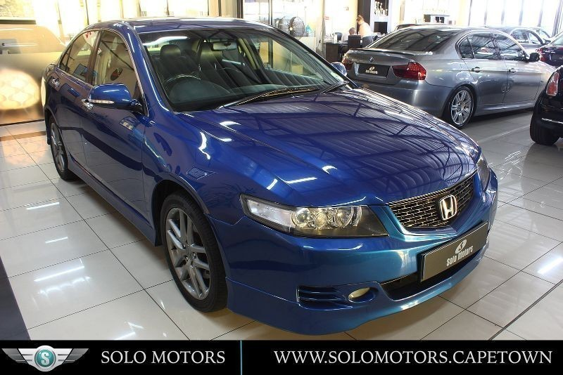 used honda accord 2 4 type s for sale in western cape id 1895416. Black Bedroom Furniture Sets. Home Design Ideas