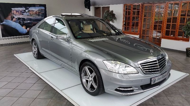 Used mercedes benz s class s 350 v6 full house with night for Mercedes benz night vision