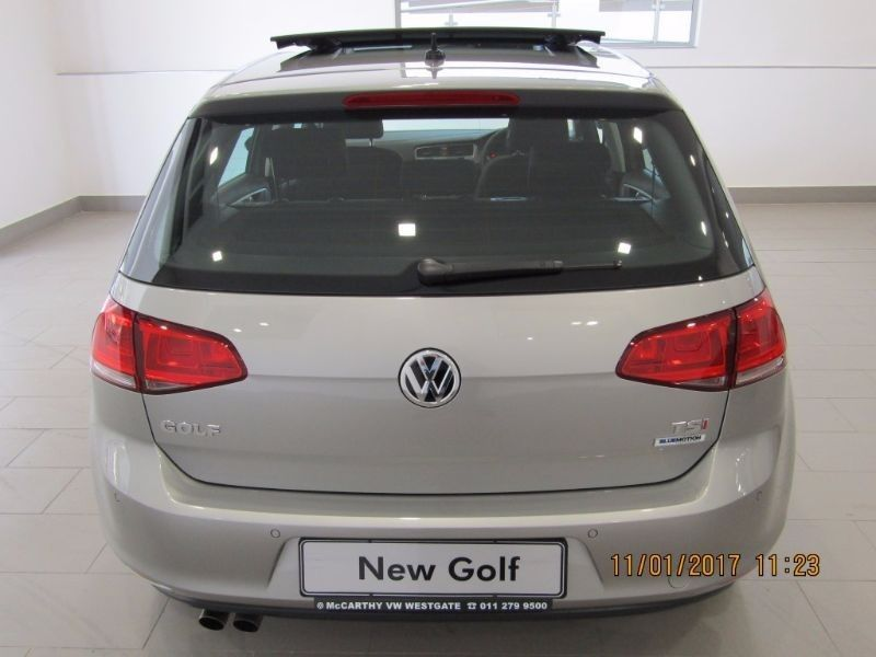 used volkswagen golf vii 1 4 tsi comfortline for sale in gauteng id 1895814. Black Bedroom Furniture Sets. Home Design Ideas