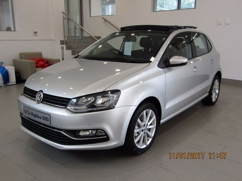 used volkswagen polo 1 2 tsi highline dsg 81kw for sale in gauteng id 1895825. Black Bedroom Furniture Sets. Home Design Ideas