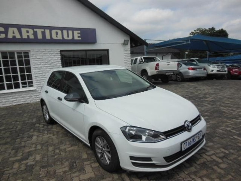 used volkswagen golf vii 1 4 tsi trendline for sale in gauteng id 1896178. Black Bedroom Furniture Sets. Home Design Ideas