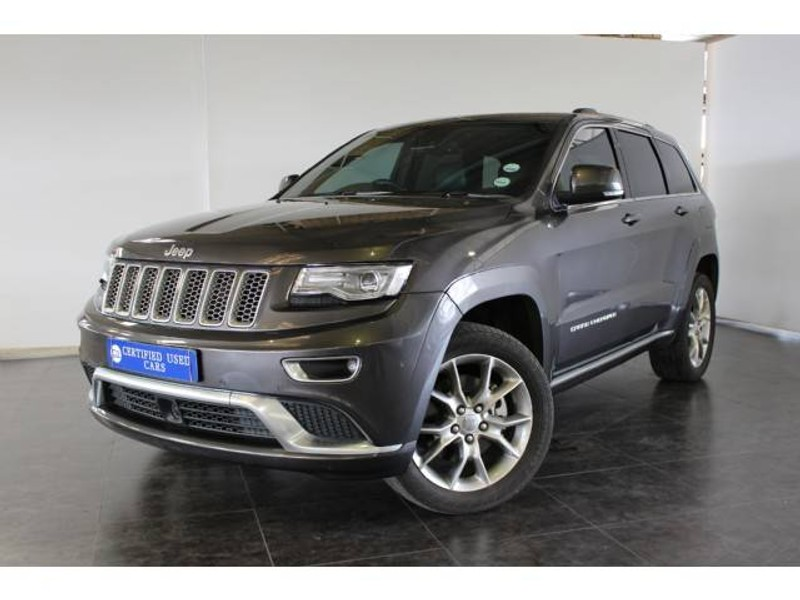 used jeep grand cherokee 3 6 summit for sale in gauteng id 1896417. Black Bedroom Furniture Sets. Home Design Ideas