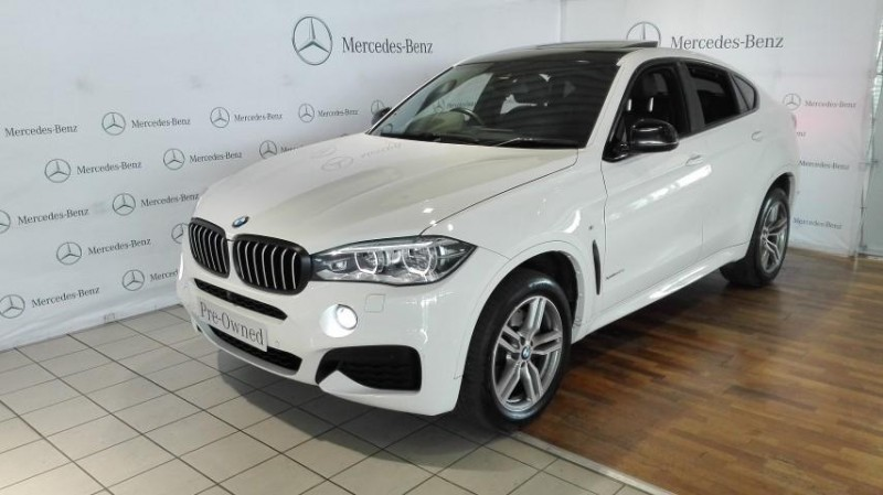 Used bmw x6 x6 xdrive50i m sport for sale in western cape for Mercedes benz x6 for sale