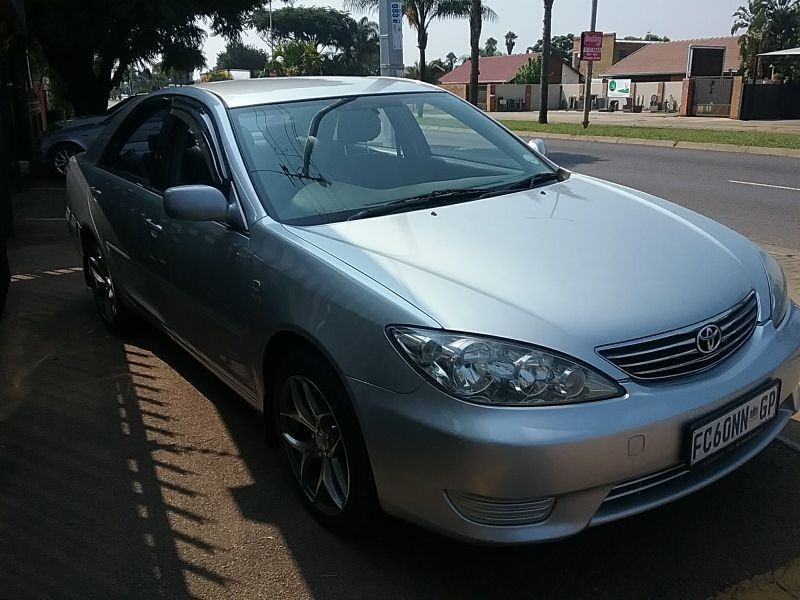 used toyota camry 2 4 gli a t for sale in gauteng id 1896892. Black Bedroom Furniture Sets. Home Design Ideas