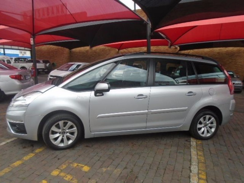 used citroen c4 grand picasso 1 6 vti seduct for sale in gauteng id 1897290. Black Bedroom Furniture Sets. Home Design Ideas
